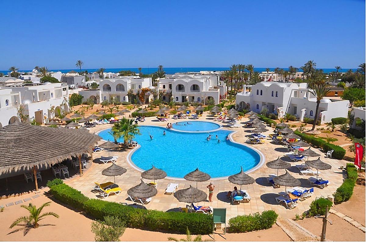 Djerba dovolen 2018 ck fischer for Hotels djerba