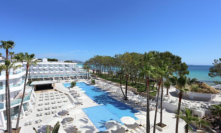 Iberostar Hotel In Alcudia Mallorca