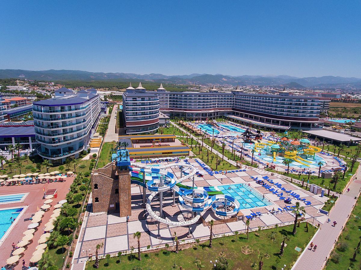 Eftalia Ocean Resort - Turecko
