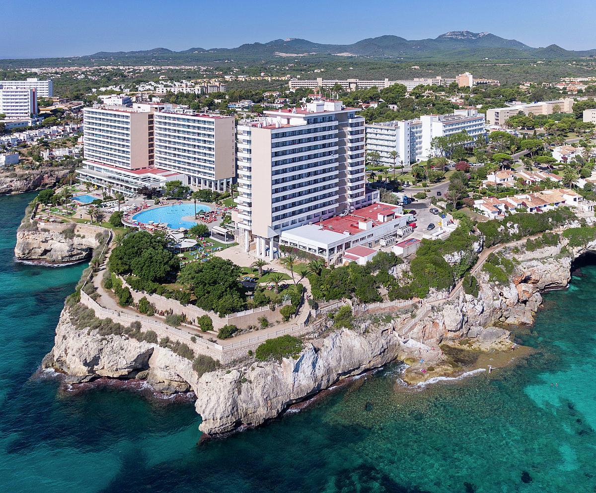 Hotel Sol Mirador De Calas