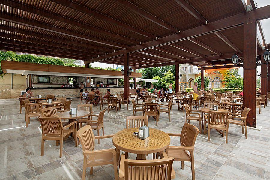 Saphir resort spa turecko ck fischer for Hotel spa 13